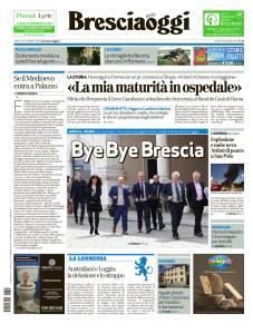 Brescia Oggi - 20 Giugno 2019