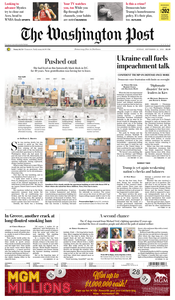 The Washington Post – September 22, 2019