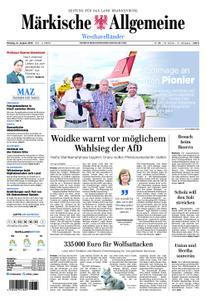 Märkische Allgemeine Westhavelländer - 12. August 2019
