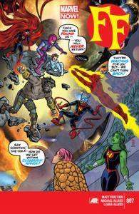 Fantastic Four 619 4 FF 007 2013 Digital