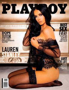 Playboy Africa – July 2021