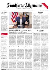 Frankfurter Allgemeine Zeitung - 5 Oktober 2020