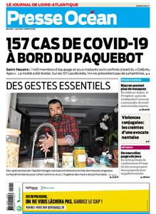 Presse Océan Nantes – 01 avril 2020