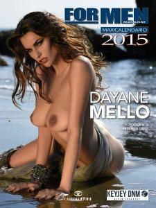 For Men Magazine - Calendario 2015