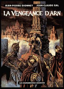 Epopées Fantastiques - Tome 2 - Arn 1 - La Vengeance d'Arn
