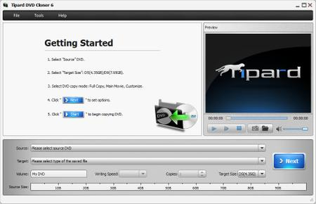 Tipard DVD Cloner 6.2.32 Multilingual