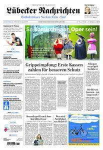Lübecker Nachrichten Ostholstein Süd - 24. Januar 2018