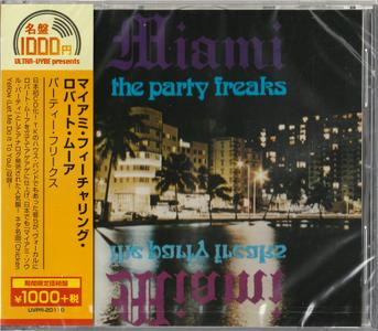 Miami - The Party Freaks (1974) {2019, Japanese Reissue, Remastered}