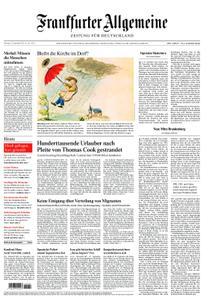 Frankfurter Allgemeine Zeitung F.A.Z. - 24. September 2019