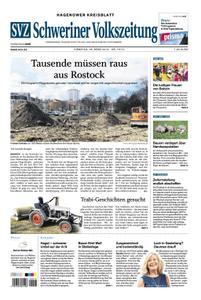 Schweriner Volkszeitung Hagenower Kreisblatt - 26. März 2019