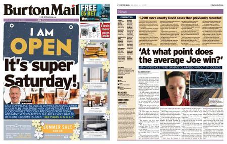 Burton Mail – July 04, 2020