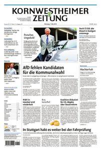 Kornwestheimer Zeitung - 07. Mai 2019