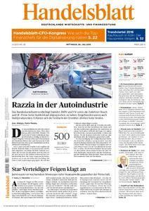 Handelsblatt - 06. Juli 2016