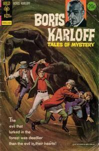 Boris Karloff Tales of Mystery 053 1974
