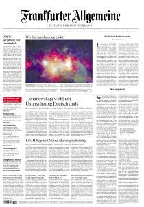 Frankfurter Allgemeine Zeitung - 7 Oktober 2020