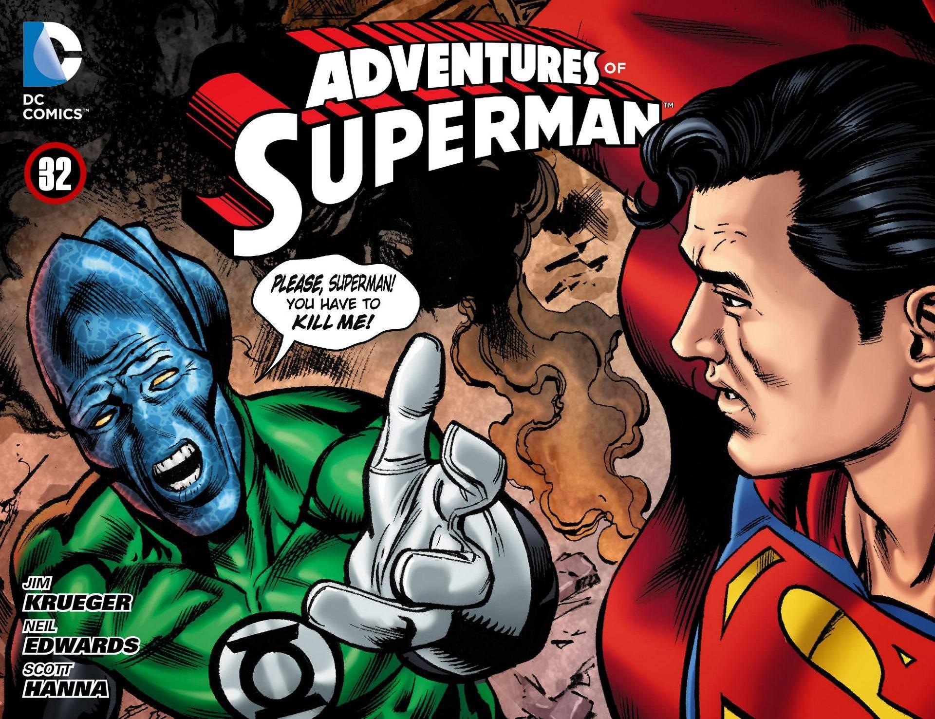 Adventures of Superman 032 2013 Digital