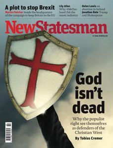 New Statesman - 1 - 7 June 2018