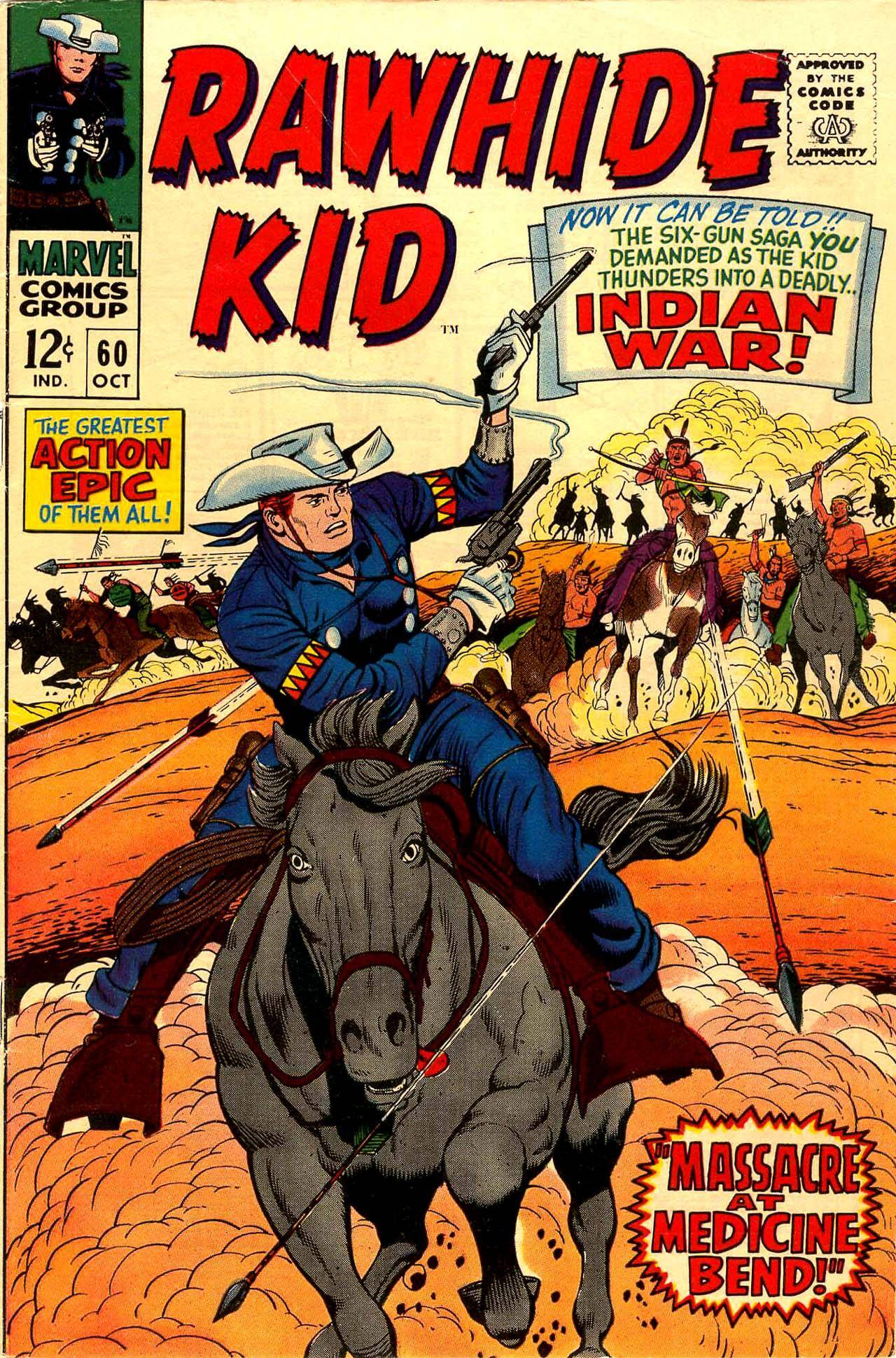 Rawhide Kid v1 060 1967 RE-EDIT