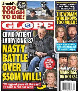 Globe – January 25, 2021