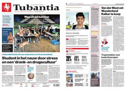Tubantia - Enschede – 08 augustus 2018