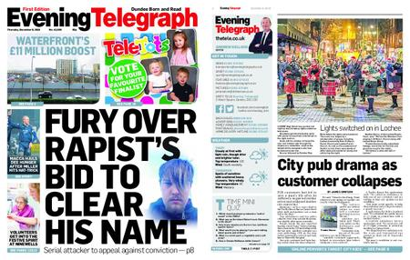 Evening Telegraph First Edition – December 06, 2018