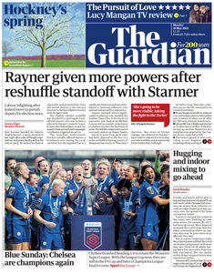The Guardian – 10 May 2021