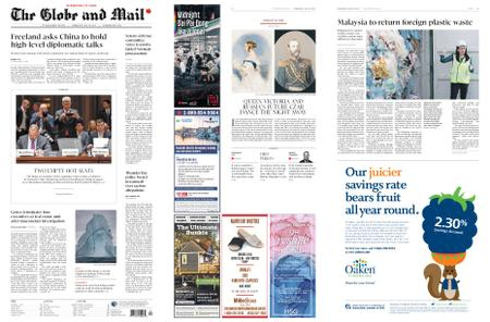 The Globe and Mail – May 29, 2019