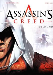 Assassin's Creed - 01 - Desmond
