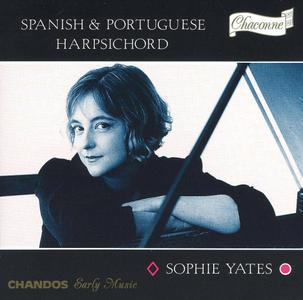 Sophie Yates - Spanish & Portuguese Harpsichord (1994)
