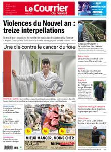 Le Courrier de l'Ouest Angers – 18 février 2021