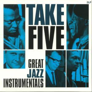 VA - Take Five: Great Jazz Instrumentals (2017)