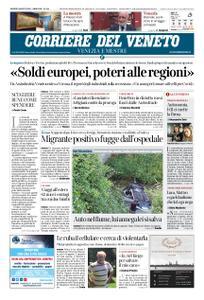 Corriere del Veneto Venezia e Mestre – 06 agosto 2020