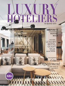 Luxury Hoteliers - No.1 2019