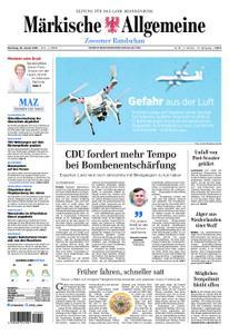 Märkische Allgemeine Zossener Rundschau - 22. Januar 2019