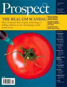 Prospect Magazine - November 2007