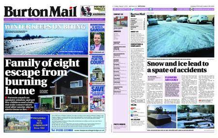 Burton Mail – February 13, 2018