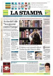 La Stampa Torino Provincia e Canavese - 11 Maggio 2018