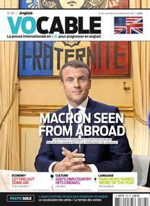 Vocable Anglais - 30 novembre 2017