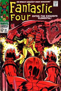 Fantastic Four 081 1968 HD