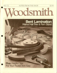 Woodsmith Magazine Issue 72