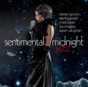 VA - Sentimental Midnight Jazz (2CD, 2019)