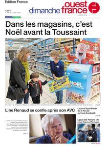 Ouest-France Édition France – 11 octobre 2020