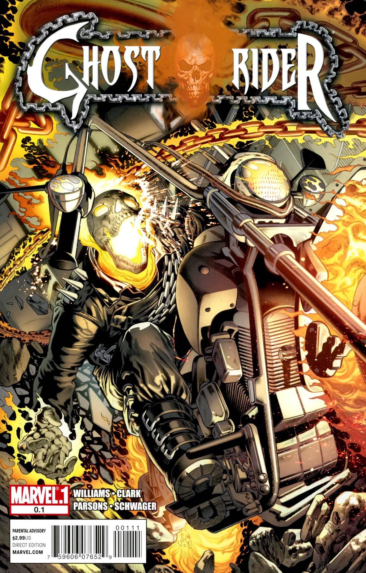 Ghost Rider 000 1 2011 noads Archoboros-CPS