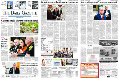 The Daily Gazette – January 07, 2020
