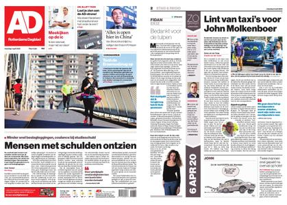 Algemeen Dagblad - Waterweg – 06 april 2020
