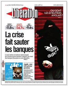 Liberation - Jeudi 11 Aout 2011
