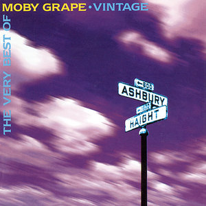 Moby Grape - Vintage: The Very Best Of Moby Grape (2CD, 1993) RE-UP