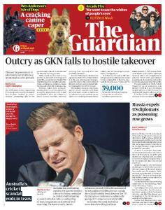 The Guardian - March 30, 2018