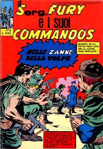 Il Serg. Fury E I Suoi Commandos - Volume 6