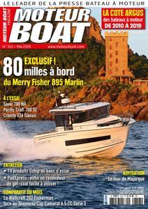 Moteur Boat - mai 2019